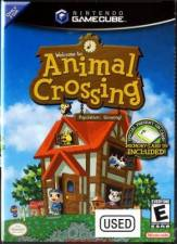 Animal Crossing (GameCube) - USED