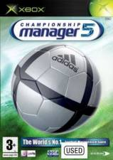 Championship Manager 5 (XBOX) - USED