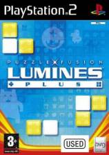 Puzzle Fusion Lumines Plus (PS2) - USED