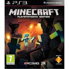 MINECRAFT : PLAYSTATION 3 EDITION USED