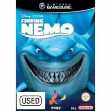 Finding Nemo (GameCube) - USED