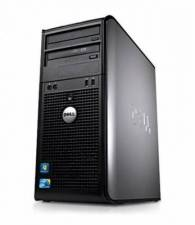 DELL used Η/Υ Optiplex 760 Tower, E5200, 4GB, 160GB HDD, DVD-RW, SQ