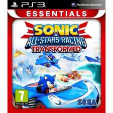 Sonic & All-Stars Racing Transformed Essentials (PS3)