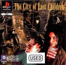 The City of Lost Children (PSX) - USED