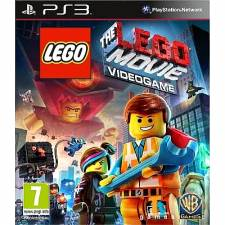 The Lego Movie The Videogame PS3 Used