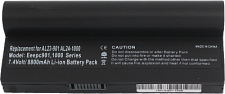 Μπαταρία 8800mAh, 7.1-7.4V, για ASUS EEE PC901, 1000, 1200, 904HA, 904HD, 1000H, 1000HD, 1000HE, EPC1000HA Series