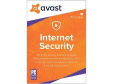 Avast Internet Security 2019 (1 Year 3 PC)  (Serial Only)