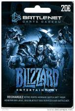 BattleNet 20€ Gift Card (Serial Only)