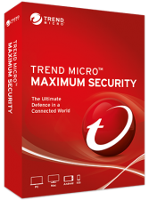 Trend Micro Maximum Security 2019 (3 Year / 5 Devices) (Serial Only)