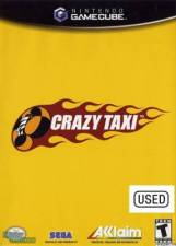 Crazy Taxi (GameCube) - USED