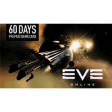 EVE Online Time Card  60 Days WORLDWIDE (Serial Only)