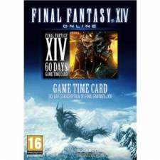 Final Fantasy XIV Time Card 60 Days EUROPE (Serial Only)