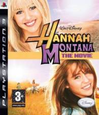 Hannah Montana: The Movie (PS3) - NEW