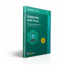 KASPERSKY Antivirus 2019 (1 YEAR / 1 PC) (Serial Only)