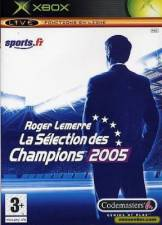 LMA Manager 2005 (XBOX) - NEW