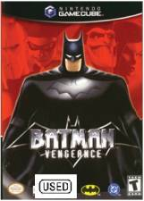 Batman: Vengeance (GameCube) - USED