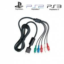 Component Audio Video Cable (PS3 & PS2)