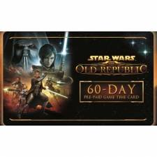 Star Wars: The Old Republic Time Card 60 Days WORLDWIDE (Serial Only)