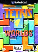 Tetris Worlds (GamCube) - USED