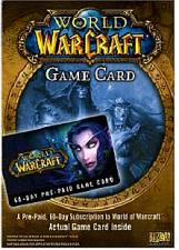 World of Warcraft 60 Day Pre-paid Game Card (Serial Only)